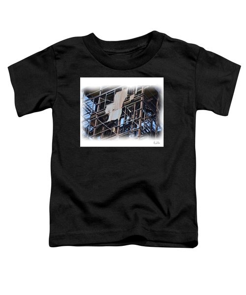 Waterfront Decay Three Toddler T-Shirt