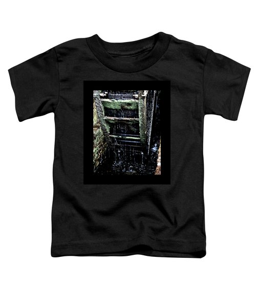 Waterwheel 1 Toddler T-Shirt