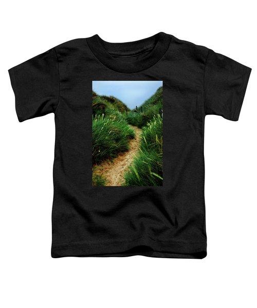 Way Through The Dunes Toddler T-Shirt