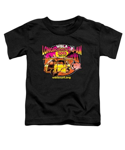 Wbla 2015 For Promo Items Toddler T-Shirt