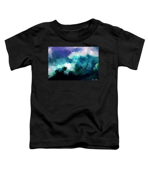 Weathering The Storm Toddler T-Shirt