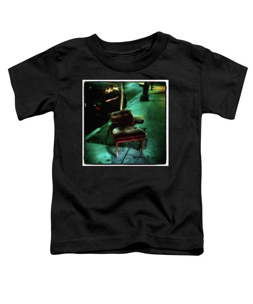 Toddler T-Shirt featuring the photograph Welcome To My Living Room, Pull Up A by Mr Photojimsf
