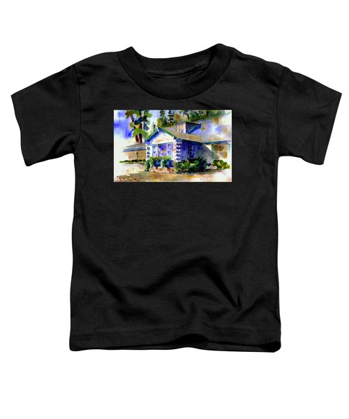Welcome Window Toddler T-Shirt