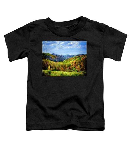West Virginia Toddler T-Shirt