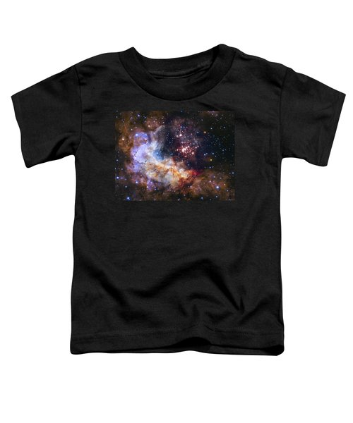 Westerlund 2 - Hubble 25th Anniversary Image Toddler T-Shirt