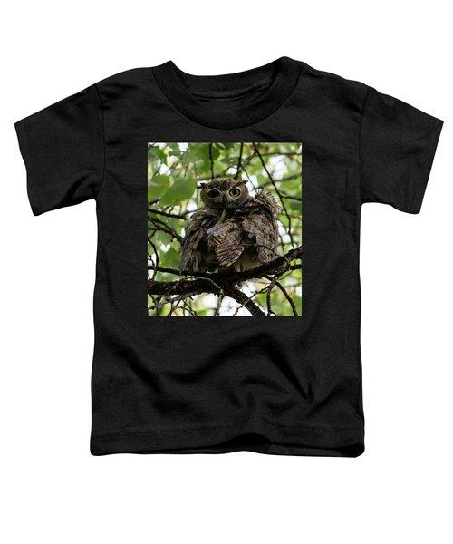 Wet Owl Toddler T-Shirt