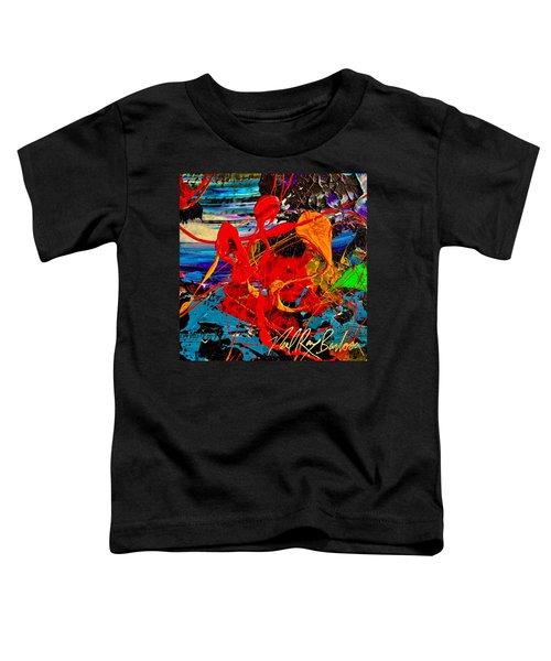 Wet Sunset Toddler T-Shirt