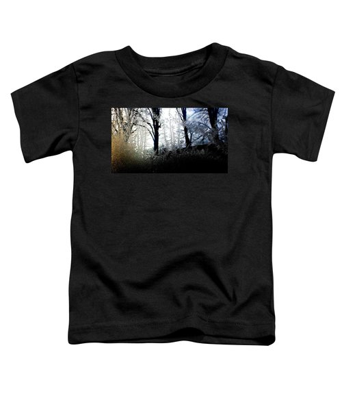 Where Dawn And Dusk Meet Toddler T-Shirt