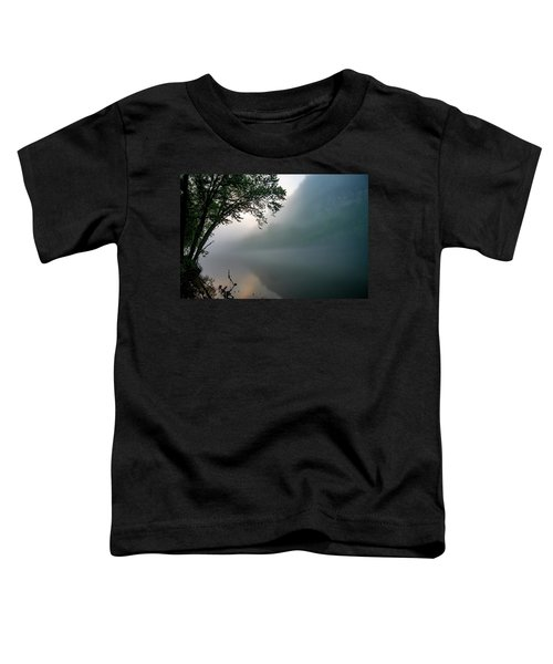White River Morning Toddler T-Shirt