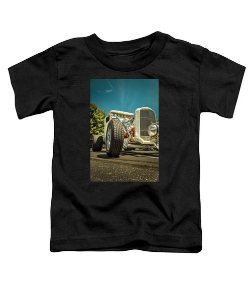 White Rod Toddler T-Shirt