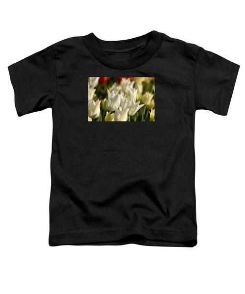 White Triumphator Toddler T-Shirt