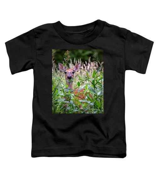 Whitetail Doe Toddler T-Shirt