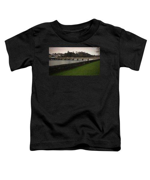 Wicklow Footbridge Toddler T-Shirt