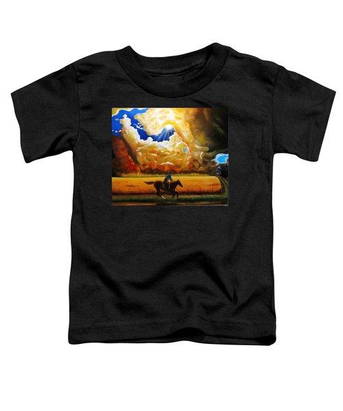 Wild Fire  Toddler T-Shirt