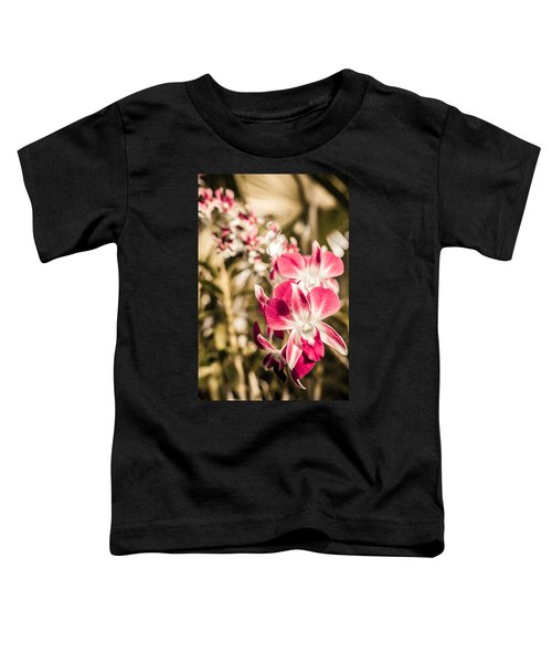 Wild Orchids Toddler T-Shirt