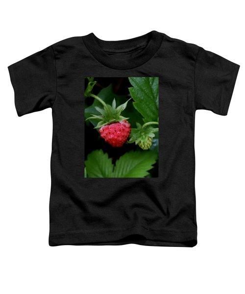 Wild Strawberry Toddler T-Shirt