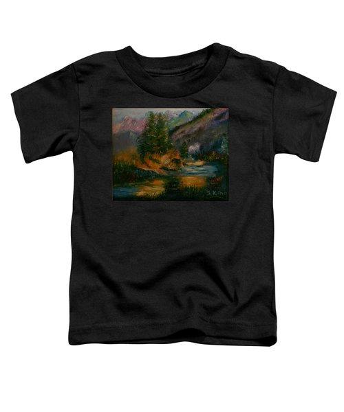 Wilderness Stream Toddler T-Shirt