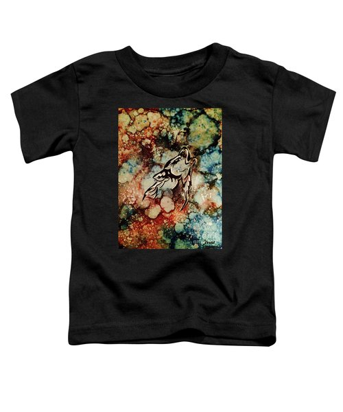 Wilderness Warrior Toddler T-Shirt