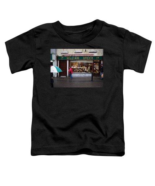 William Greer Toddler T-Shirt
