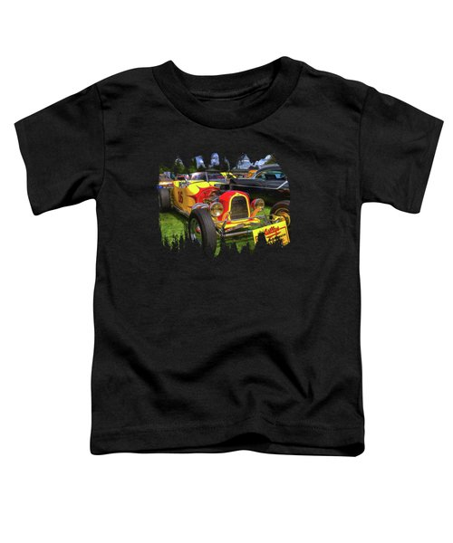 Willys Overland Roadster Toddler T-Shirt