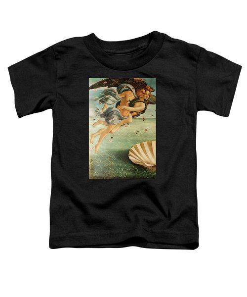 Wind God Zephyr Toddler T-Shirt