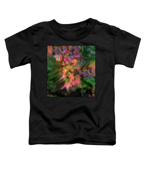 Wind In The Maple Toddler T-Shirt