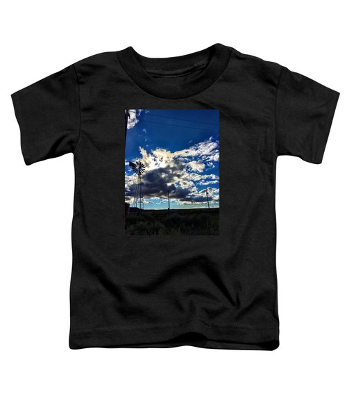 Windmill Lonely Toddler T-Shirt