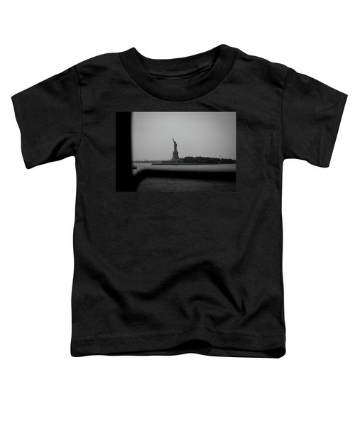 Window To Liberty Toddler T-Shirt