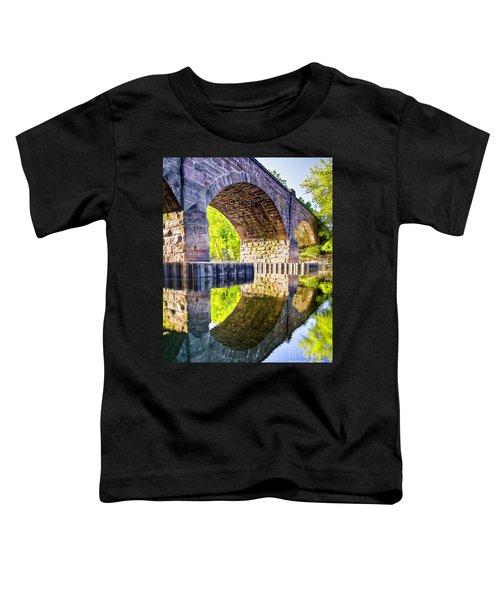 Windsor Rail Bridge Toddler T-Shirt