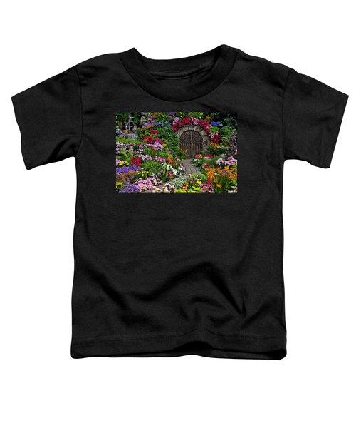Wine Celler Gates  Toddler T-Shirt