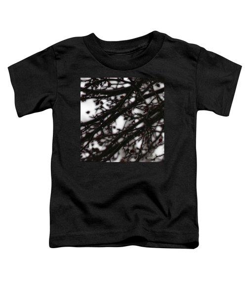 Winter Rain Toddler T-Shirt