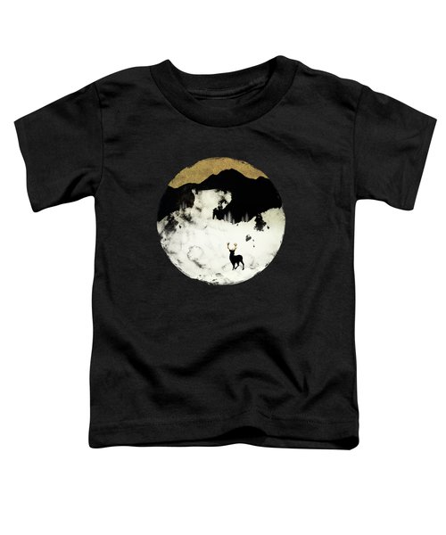 Winter Silence Toddler T-Shirt