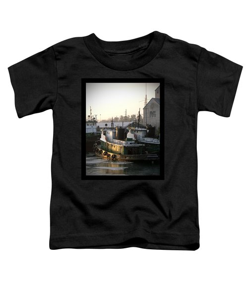 Winter Tugs Toddler T-Shirt