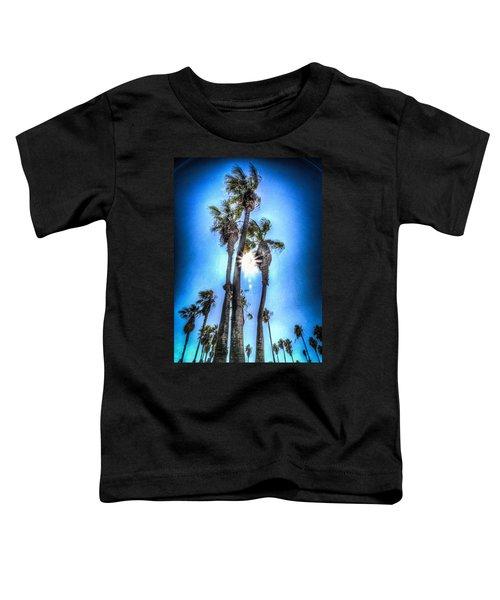 Wispy Palms Toddler T-Shirt