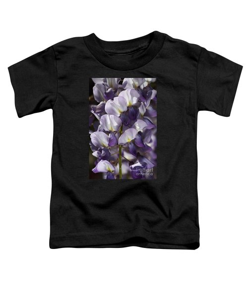 Wisteria In Spring Toddler T-Shirt