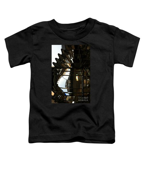 Within The Rings Of Lenses And Prisms - Water Color Toddler T-Shirt