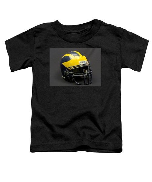Wolverine Helmet Of The 2000s Era Toddler T-Shirt