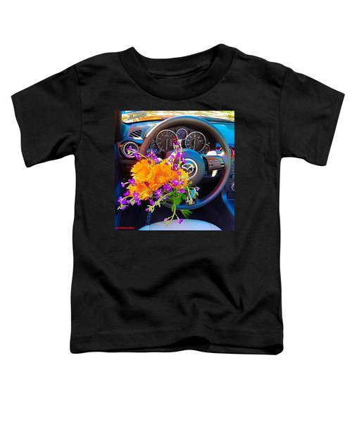 Wonderful #topdown Weather In Toddler T-Shirt