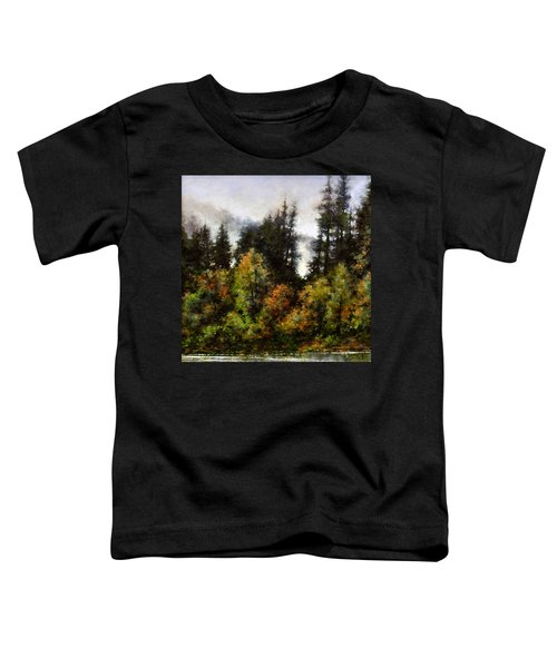 Woodland Bottoms In April Toddler T-Shirt