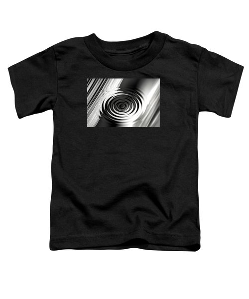Wormhold Abstract Toddler T-Shirt