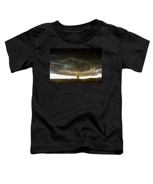 Wray Colorado Tornado 060 Toddler T-Shirt