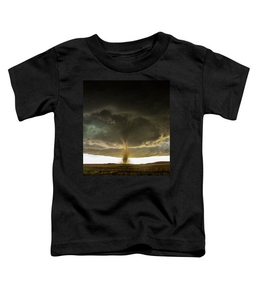 Wray Colorado Tornado 060 Toddler T-Shirt