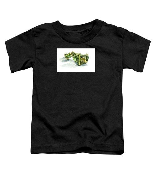 Wrinkled Dollar Toddler T-Shirt