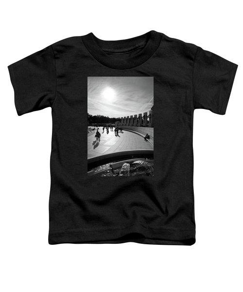 Wwii Memorial Toddler T-Shirt