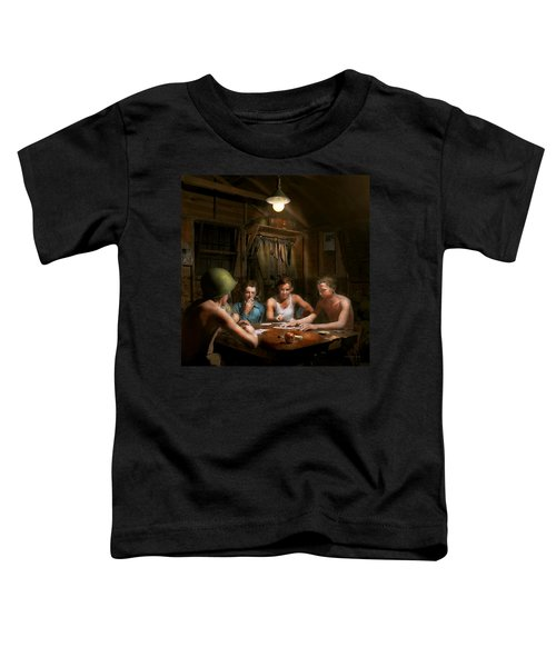 Wwii - The Card Game 1943 Toddler T-Shirt