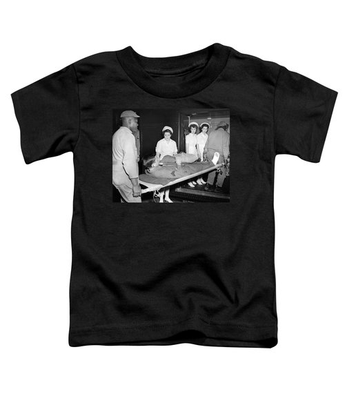Wwii Wounded Soldiers Return Toddler T-Shirt