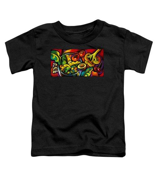 Yammy Salad Toddler T-Shirt