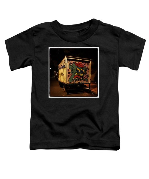 Toddler T-Shirt featuring the photograph Yea, Another Night Out On The Town by Mr Photojimsf