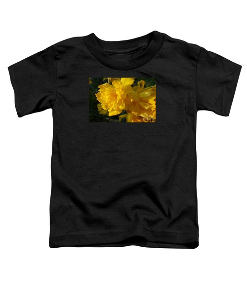 Yellow Daffodils Toddler T-Shirt