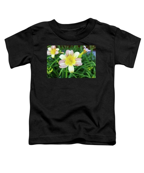 Yellow Daylily Toddler T-Shirt